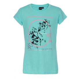 Icepeak Tasha t-shirt Kinderen turquoise